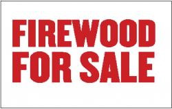 Firewood For Sale (Item# P26FIRE4SALE)