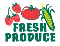 Fresh Produce (Item# Fresh Produce)