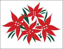 Poinsettias (Item# P26POI)