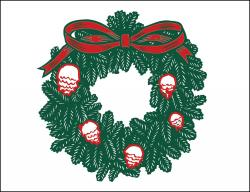 Wreath (Item# P26WRE)